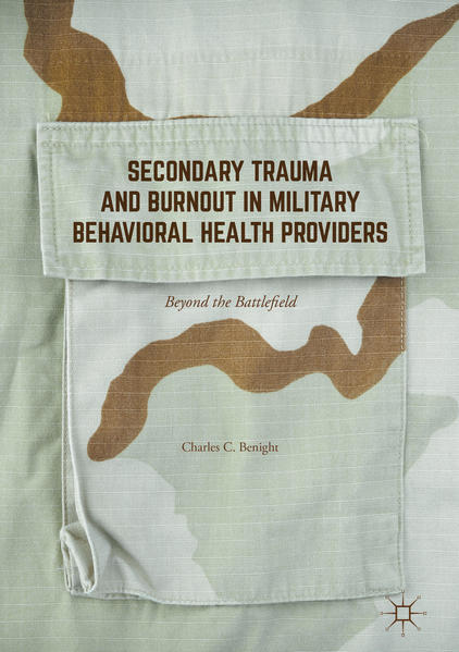 Secondary Trauma and Burnout in Military Behavioral Health Providers - Coverbild