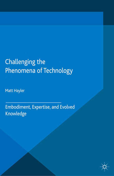 Challenging the Phenomena of Technology - Coverbild
