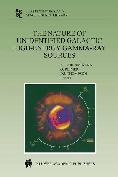 The Nature of Unidentified Galactic High-Energy Gamma-Ray Sources - Coverbild