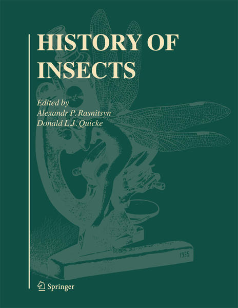 History of Insects - Coverbild