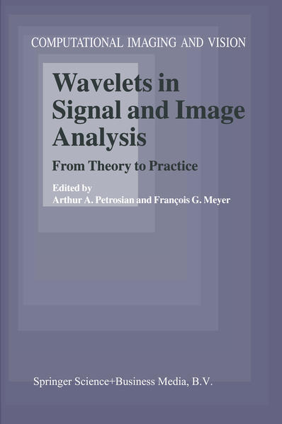 Wavelets in Signal and Image Analysis - Coverbild
