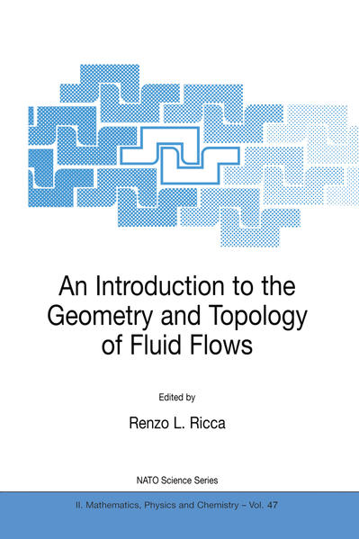 An Introduction to the Geometry and Topology of Fluid Flows - Coverbild