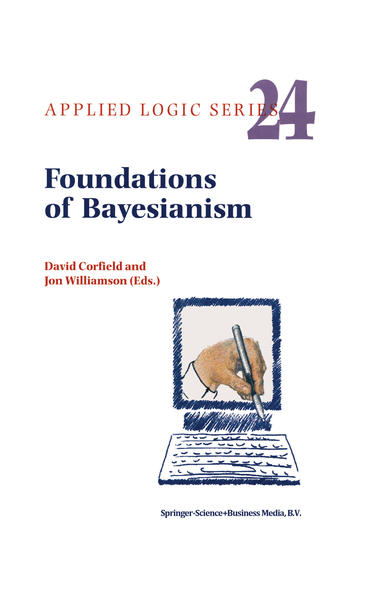 Foundations of Bayesianism - Coverbild