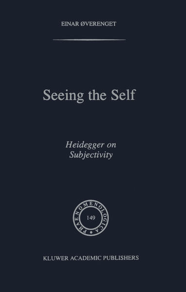 Seeing the Self - Coverbild