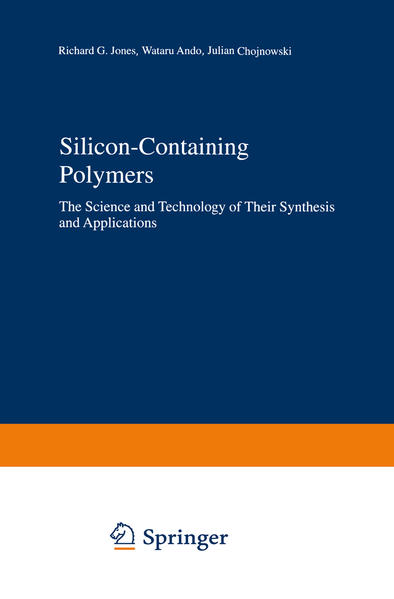 Silicon-Containing Polymers - Coverbild