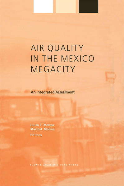 Air Quality in the Mexico Megacity - Coverbild