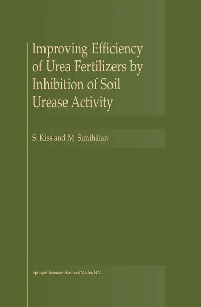 Improving Efficiency of Urea Fertilizers by Inhibition of Soil Urease Activity - Coverbild