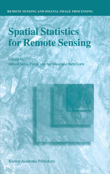 Spatial Statistics for Remote Sensing - Coverbild