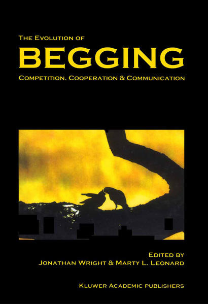 The Evolution of Begging - Coverbild