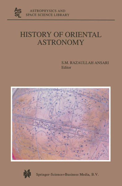 History of Oriental Astronomy - Coverbild