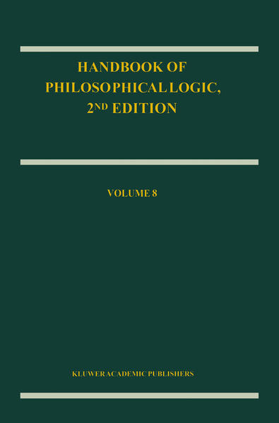 Handbook of Philosophical Logic - Coverbild