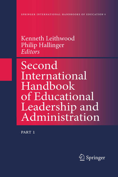 Second International Handbook of Educational Leadership and Administration - Coverbild