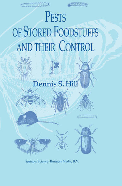Pests of Stored Foodstuffs and their Control - Coverbild