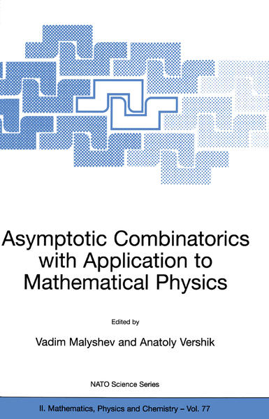 Asymptotic Combinatorics with Application to Mathematical Physics - Coverbild