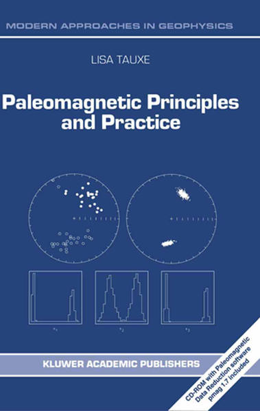Paleomagnetic Principles and Practice - Coverbild
