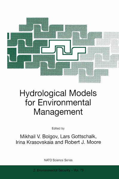 Hydrological Models for Environmental Management - Coverbild