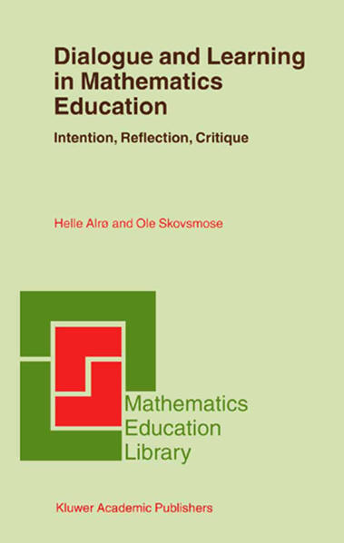 Dialogue and Learning in Mathematics Education - Coverbild