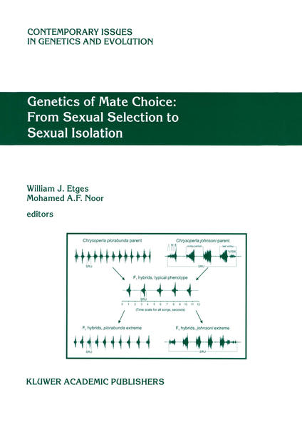 Genetics of Mate Choice: From Sexual Selection to Sexual Isolation - Coverbild