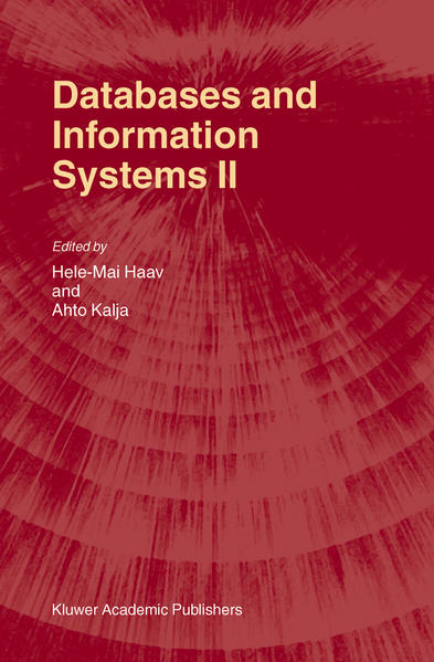 Databases and Information Systems II - Coverbild