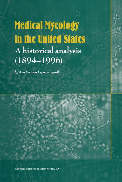 Medical Mycology in the United States - Coverbild