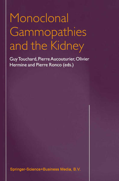 Monoclonal Gammopathies and the Kidney - Coverbild