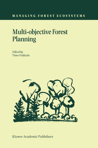 Multi-objective Forest Planning - Coverbild