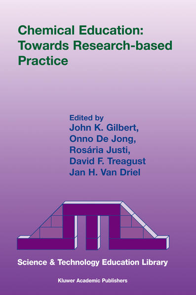 Chemical Education: Towards Research-based Practice - Coverbild
