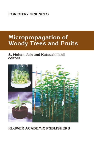 Micropropagation of Woody Trees and Fruits - Coverbild