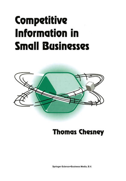 Competitive Information in Small Businesses - Coverbild
