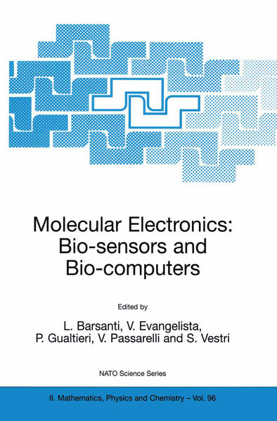Molecular Electronics: Bio-sensors and Bio-computers - Coverbild