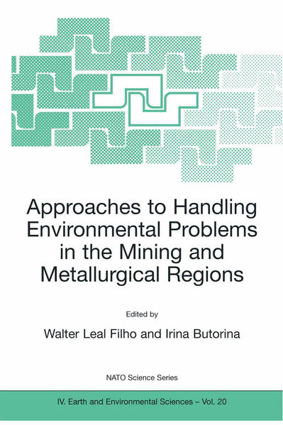 Approaches to Handling Environmental Problems in the Mining and Metallurgical Regions - Coverbild