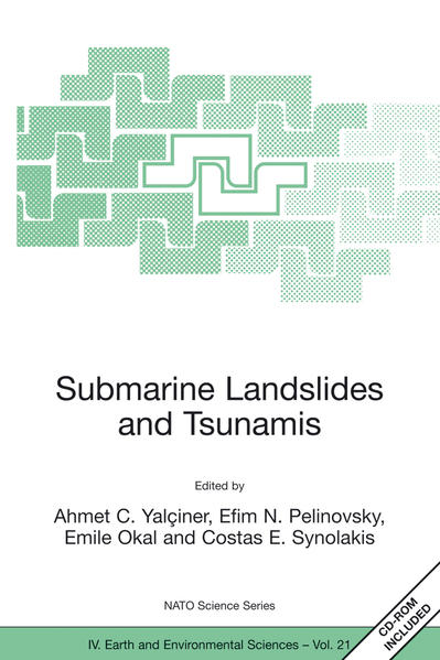 Submarine Landslides and Tsunamis - Coverbild