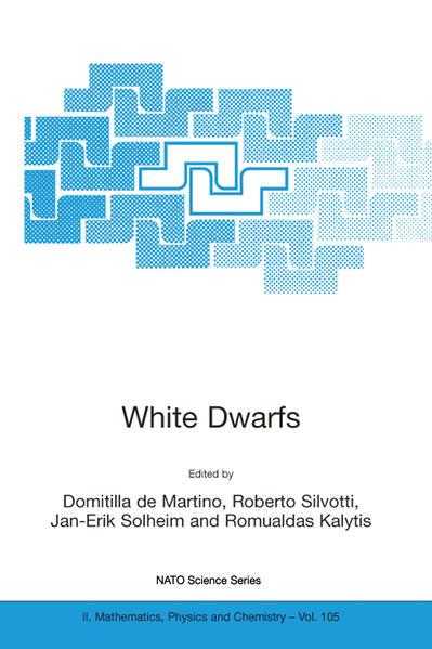 White Dwarfs - Coverbild