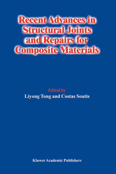 Recent Advances in Structural Joints and Repairs for Composite Materials - Coverbild