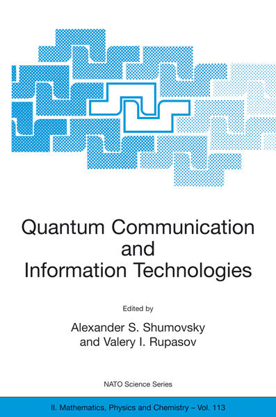 Quantum Communication and Information Technologies - Coverbild