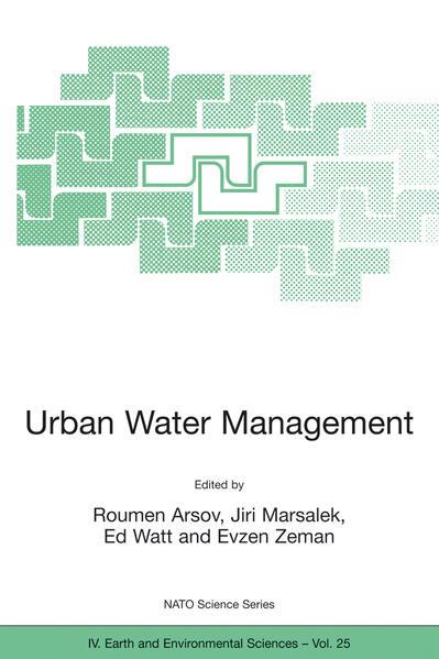 Urban Water Management - Coverbild