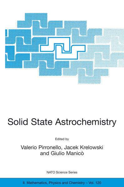 Solid State Astrochemistry - Coverbild