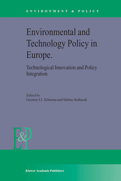 Environmental and Technology Policy in Europe - Coverbild