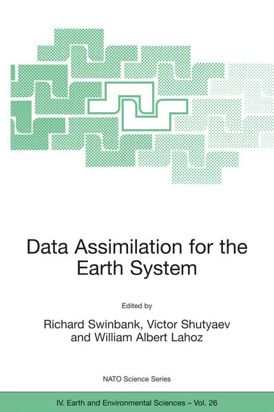 Data Assimilation for the Earth System - Coverbild