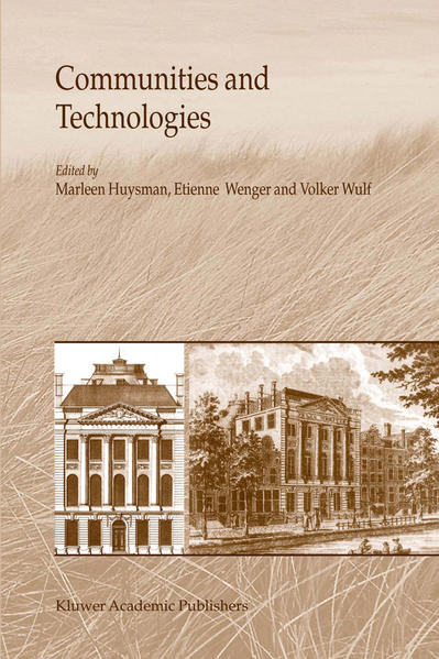 Communities and Technologies - Coverbild