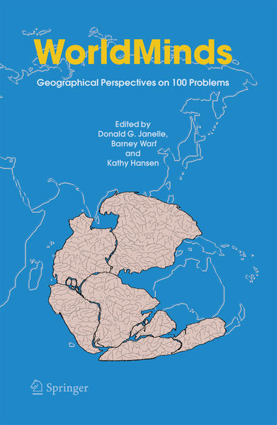 WorldMinds: Geographical Perspectives on 100 Problems - Coverbild