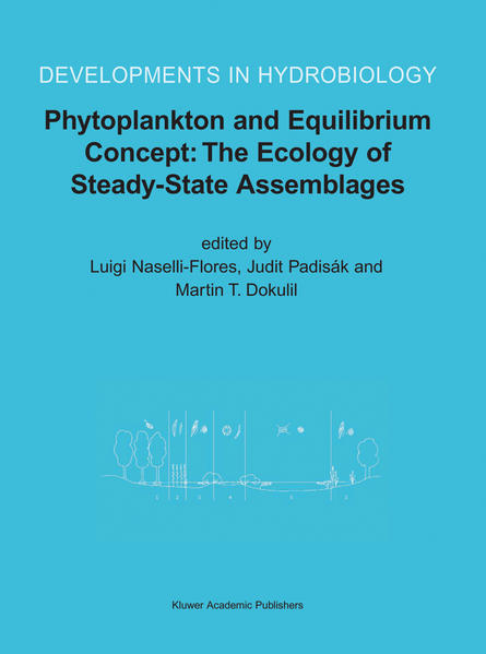 Phytoplankton and Equilibrium Concept: The Ecology of Steady-State Assemblages - Coverbild