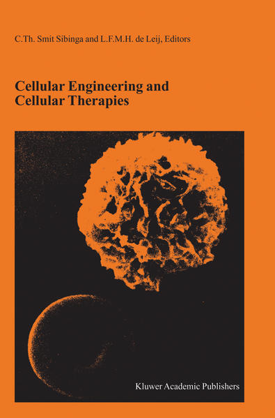 Cellular Engineering and Cellular Therapies - Coverbild