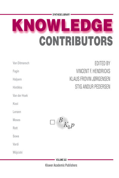 Knowledge Contributors - Coverbild