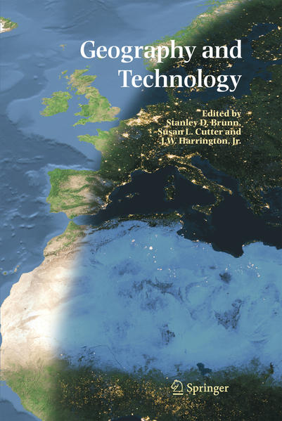 Geography and Technology - Coverbild