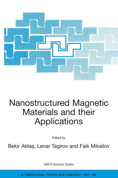 Nanostructured Magnetic Materials and their Applications - Coverbild