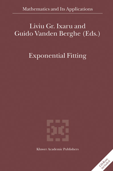 Exponential Fitting - Coverbild