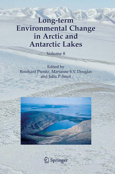 Long-term Environmental Change in Arctic and Antarctic Lakes - Coverbild