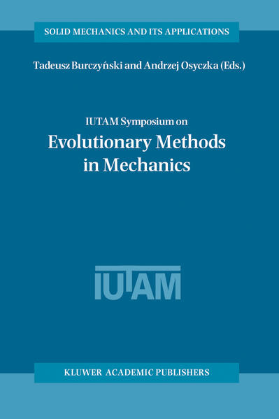 IUTAM Symposium on Evolutionary Methods in Mechanics - Coverbild