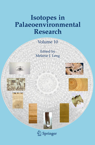 Isotopes in Palaeoenvironmental Research - Coverbild